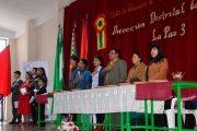 Posesionaron a más de 90 Gobiernos Estudiantiles en La Paz