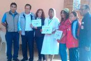 """Estudiantes de secundaria de más de 2 unidades educativas del Municipio de Coroico fueron parte del taller """"Democracia Intercultural"""""""