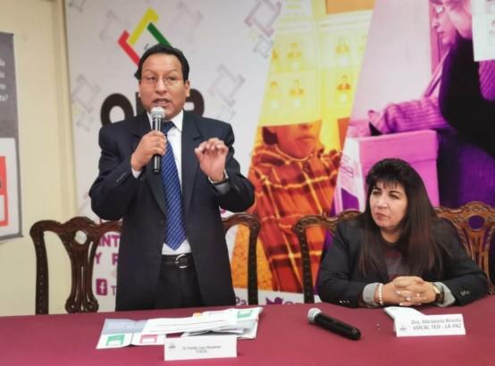 La Paz: Pelechuco, Cajuata y Sorata cuentan con la papeleta de sufragio para decidir sobre sus Cartas Orgánicas Municipales