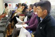 El TED La Paz y las autoridades de Cajuata, Pelechuco y Sorata socializarán la importancia del Referendo Autonómico