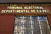 El TED La Paz publica la lista de medios habilitados para la difusión de propaganda electoral en el departamento de La Paz