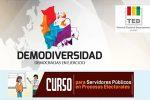 TED La Paz fortalece las capacidades técnicas de su personal sobre el proceso electoral a través de cursos virtuales
