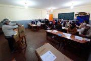 El Tribunal Electoral de La Paz implementa una capacitación extraordinaria para juradas y jurados electorales