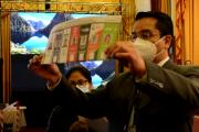 Sala Plena verifica papeletas de una mesa de Yolosani para evitar su anulación