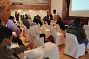 13 agrupaciones ciudadanas y ONPIOC del Departamento de La Paz participaron de un taller para el fortalecimiento público de sus organizaciones políticas en año no electoral